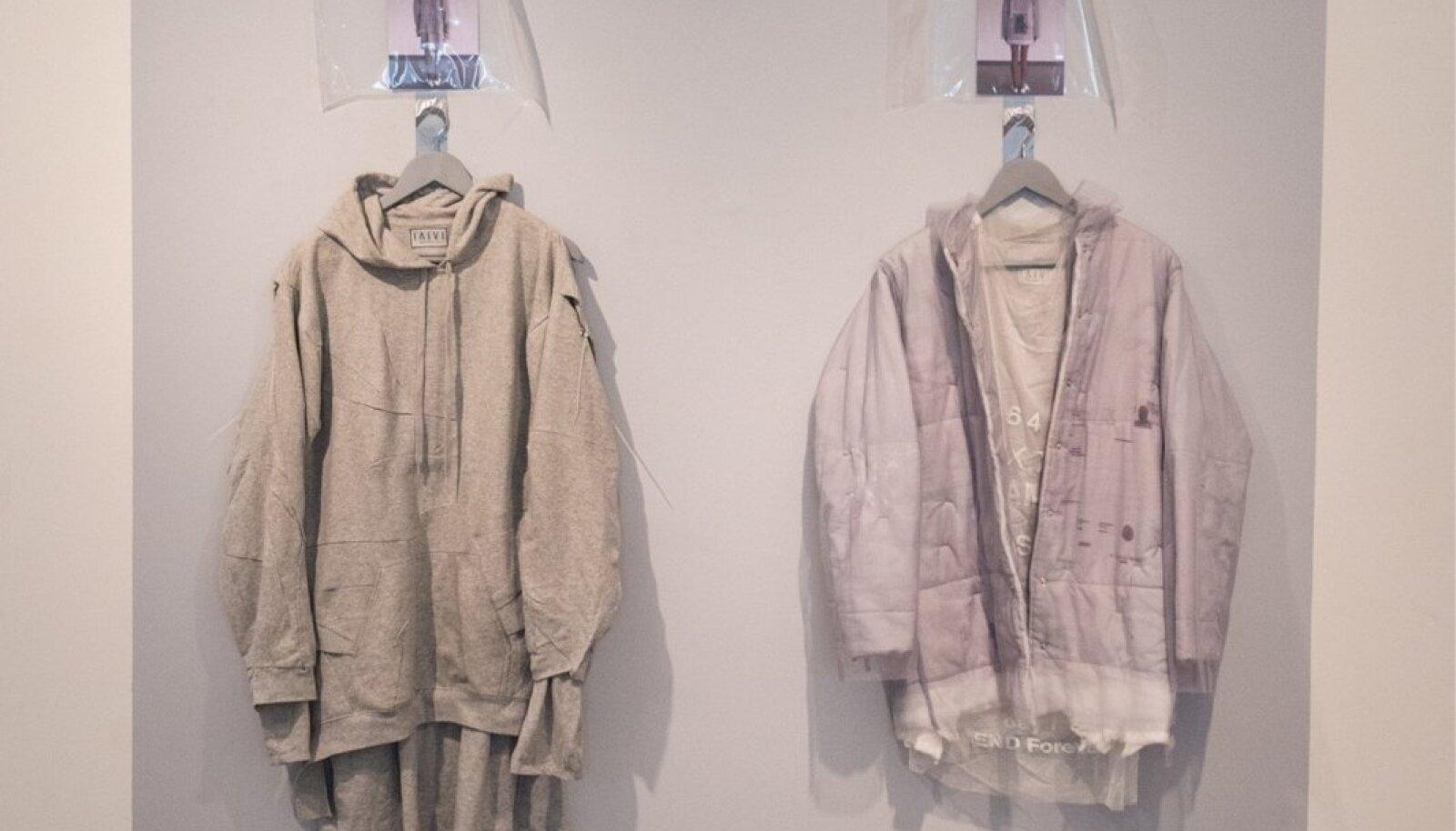 Tänapäevased sooneutraalsed rõivad tutvustavad tulevikumoodi, kus brändisõltuvuse kõrval on ruumi ka isikupärastele valikutele.
