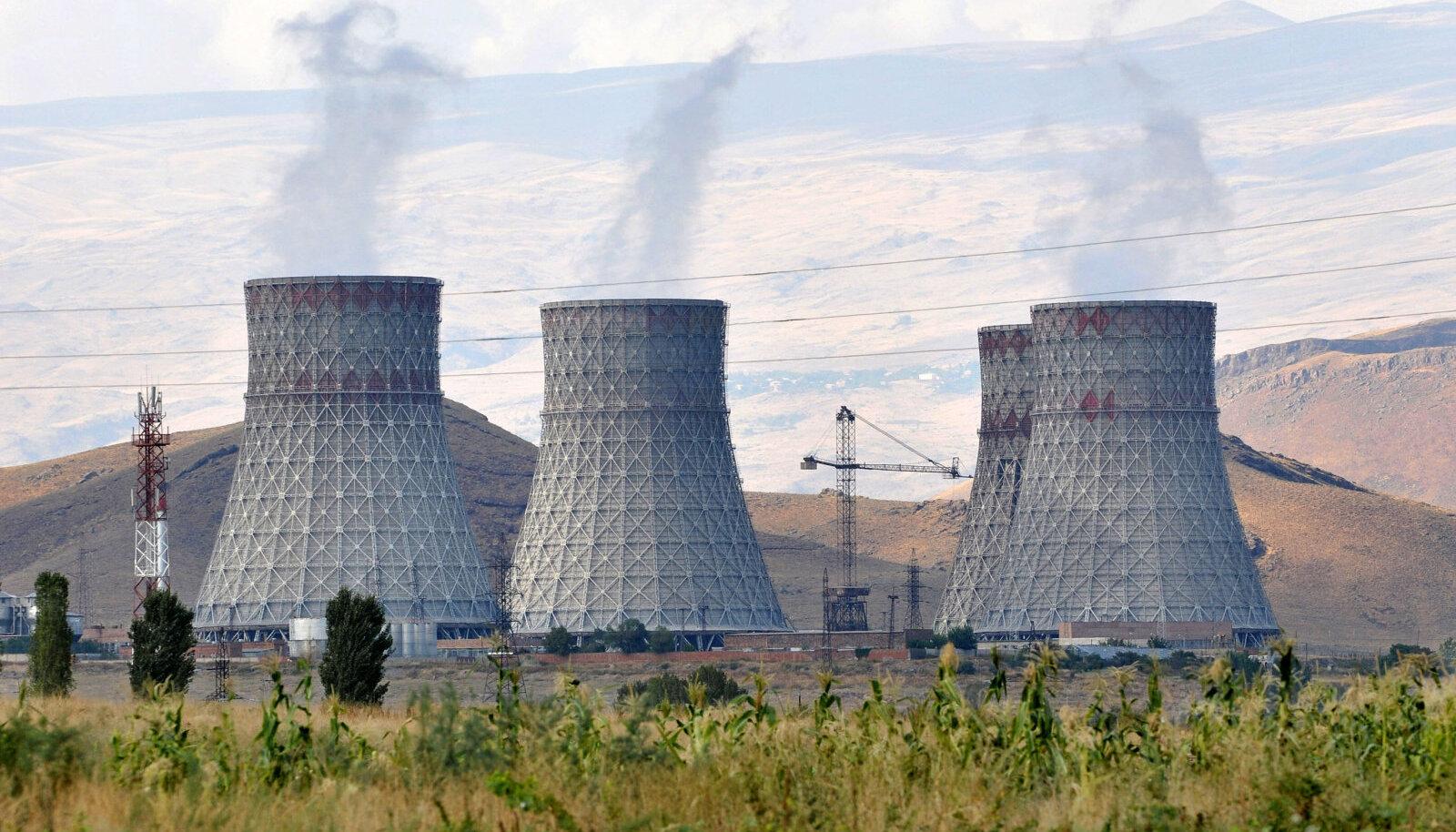 Armeenia tuumajaam