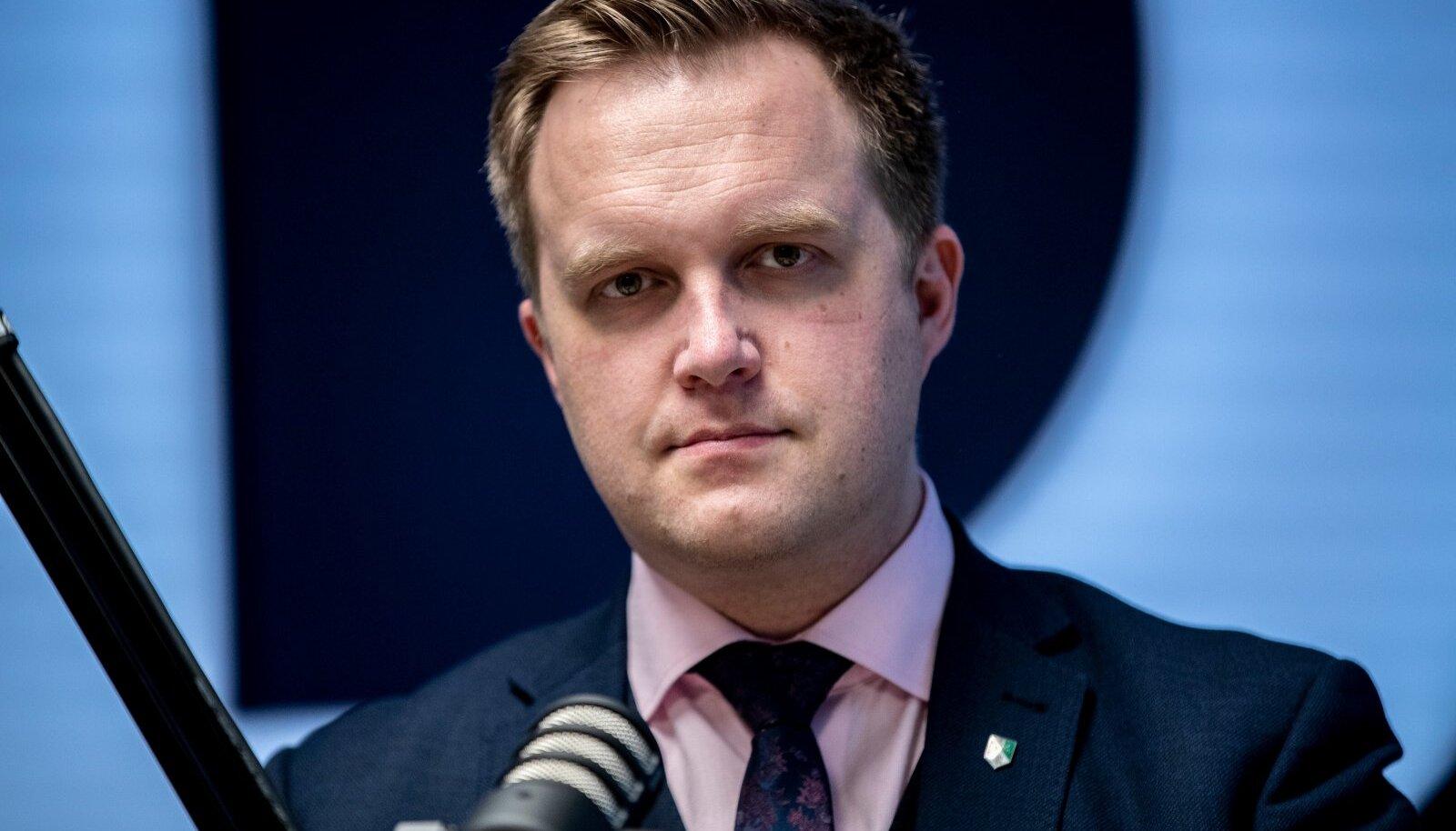 Terviseameti kommunikatsioonijuht Imre Kaas