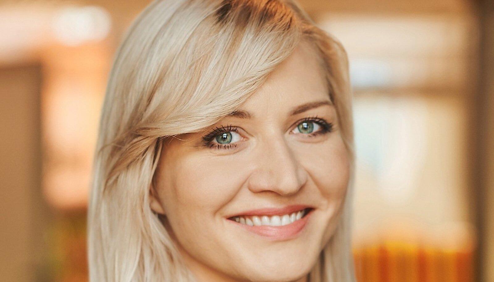 Startup Estonia juht Eve Peeterson