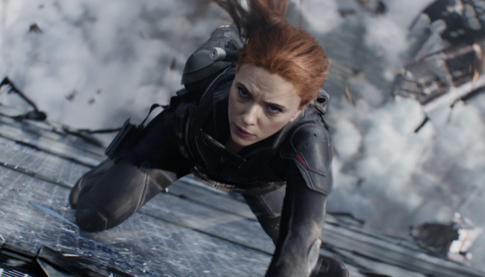"""Black Widow"" Scarlett Johansson"