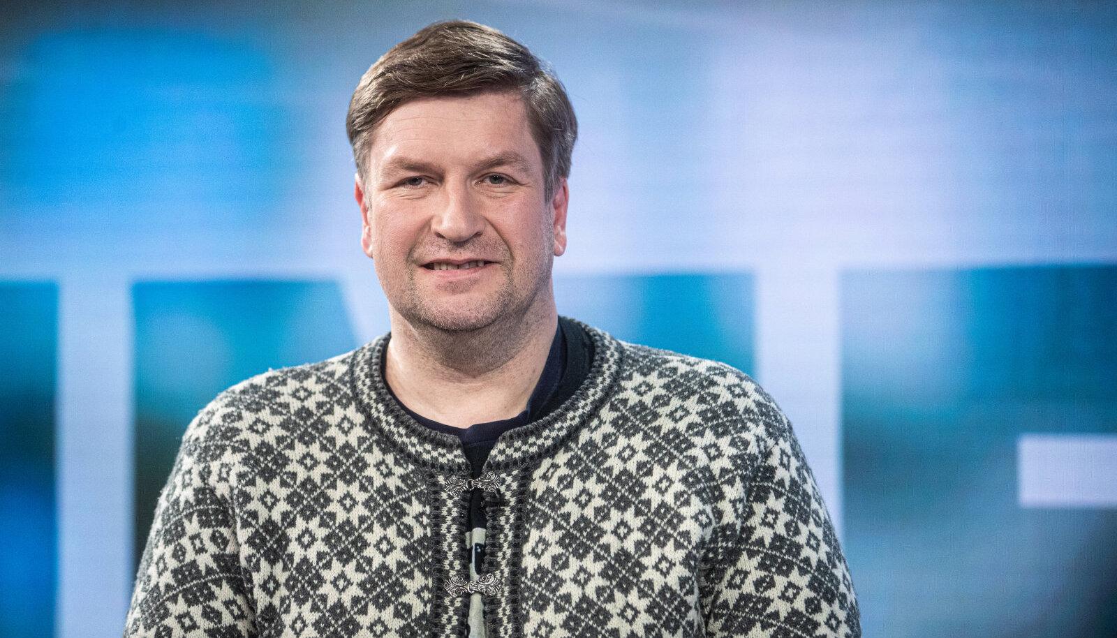 Postimehe uus peatoimetaja Marti Aavik