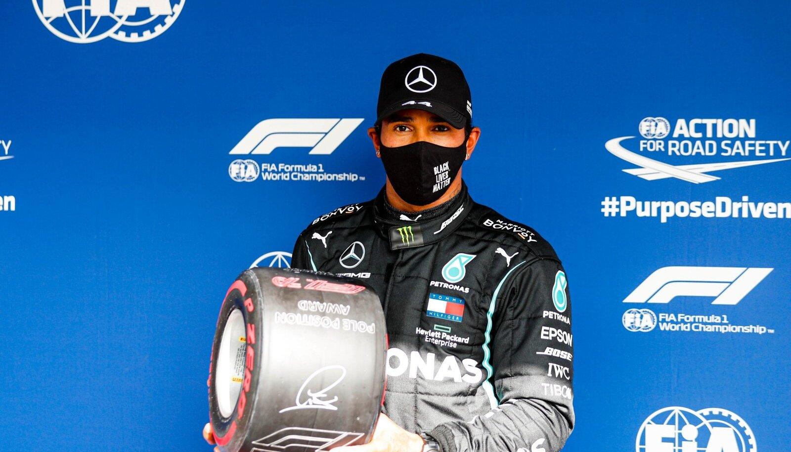 Motorsports: FIA Formula One World Championship, WM, Weltmeisterschaft 2020, Grand Prix of Portugal Motorsports: FIA Fo