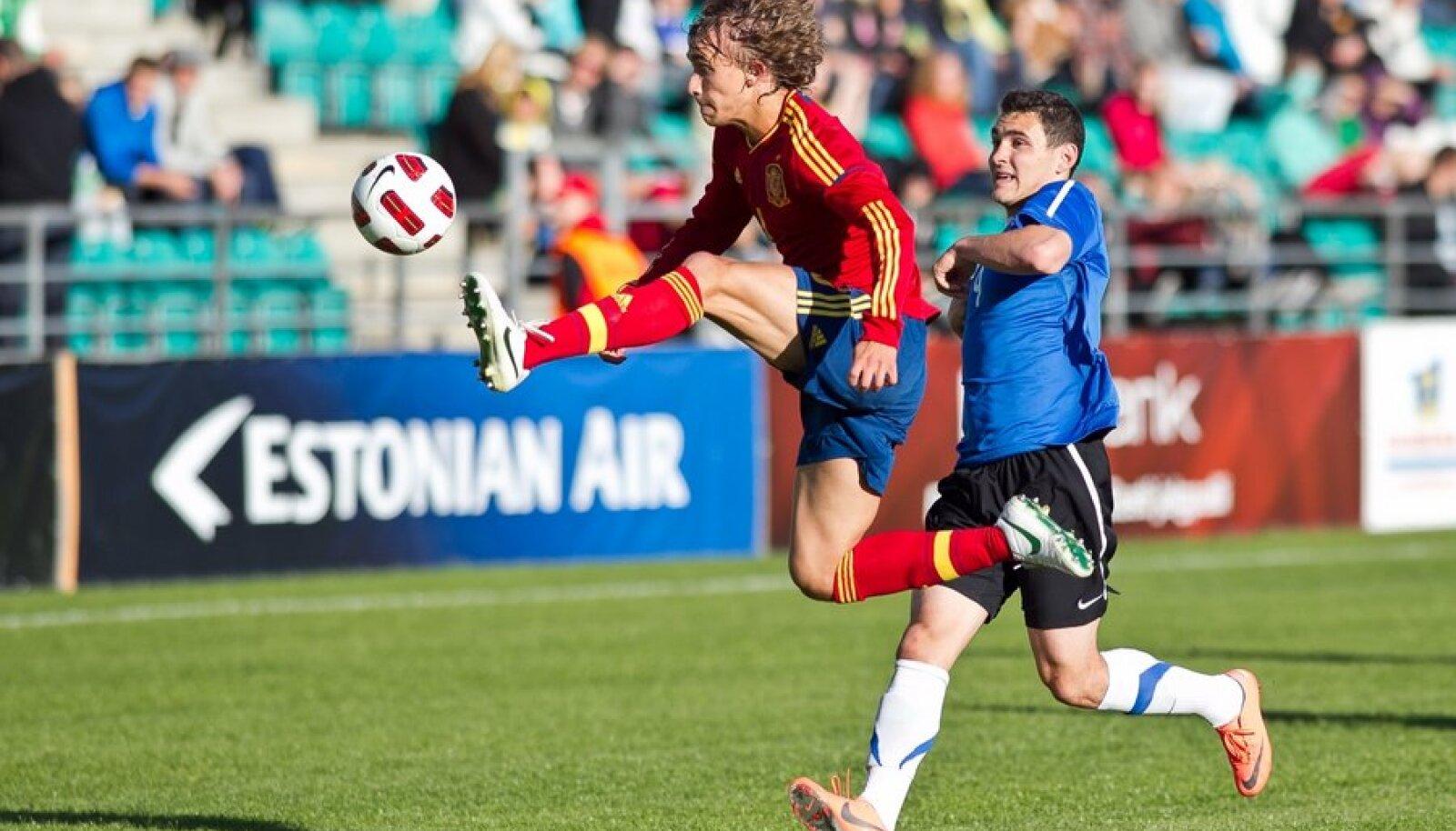 Eesti vs Hispaania