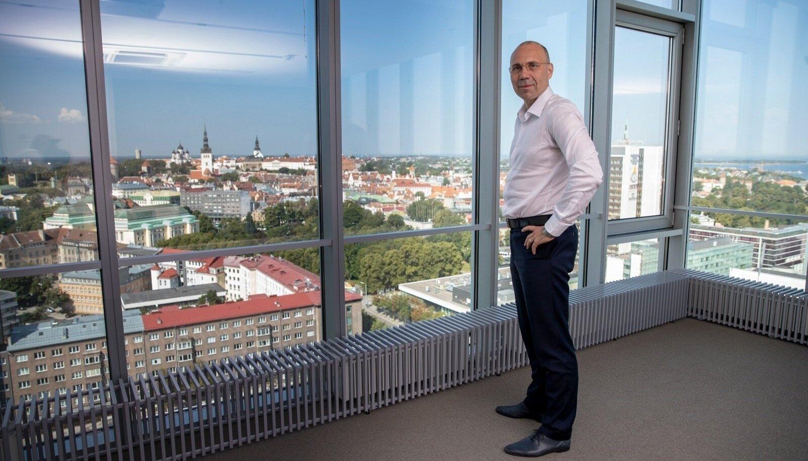 Andres Viisemanni väitel peaks investeerimine olema eelkõige kapitali paigutamine ettevõttesse, selleks et tegevust laiendada või uusi ideid ellu viia.