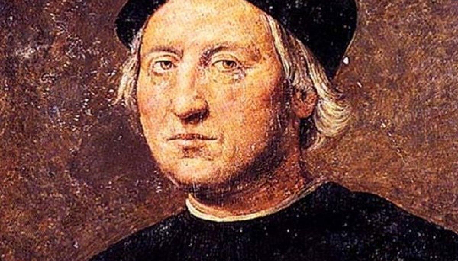 Maadeavastaja Christoph Kolumbus