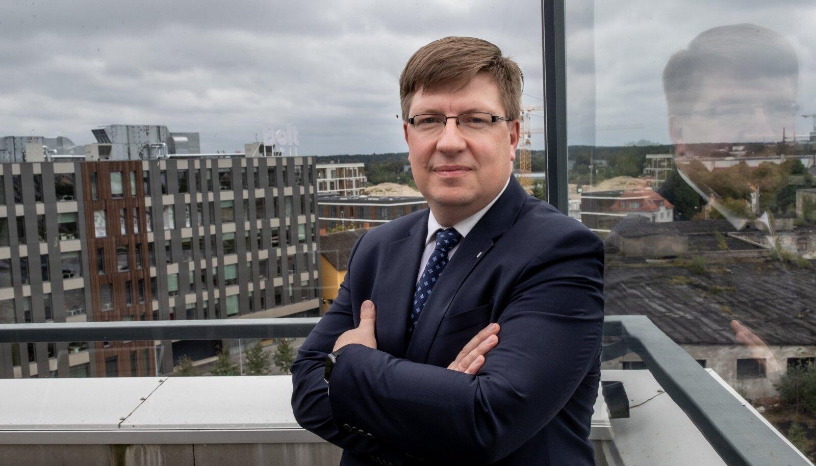 Statistikaameti peadirektor Urmet Lee ütleb, et Eesti suurimaid ülesandeid on lähiajal see, kuidas andmed omavahel suhestuma panna.