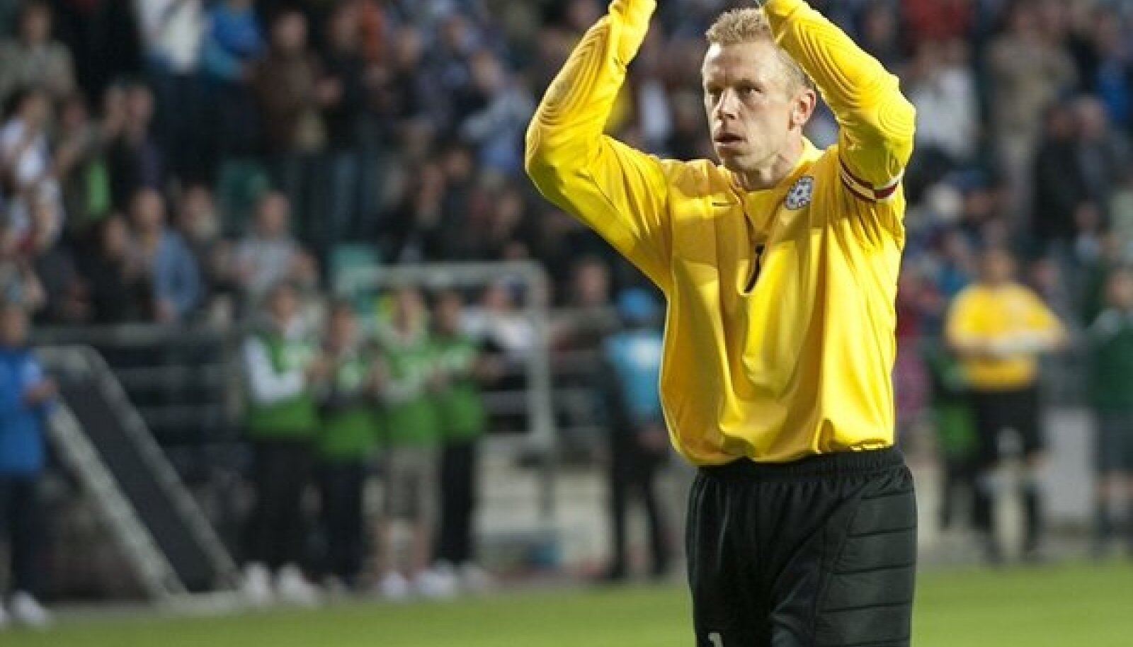 Mart Poomi viimane mäng Eesti eest