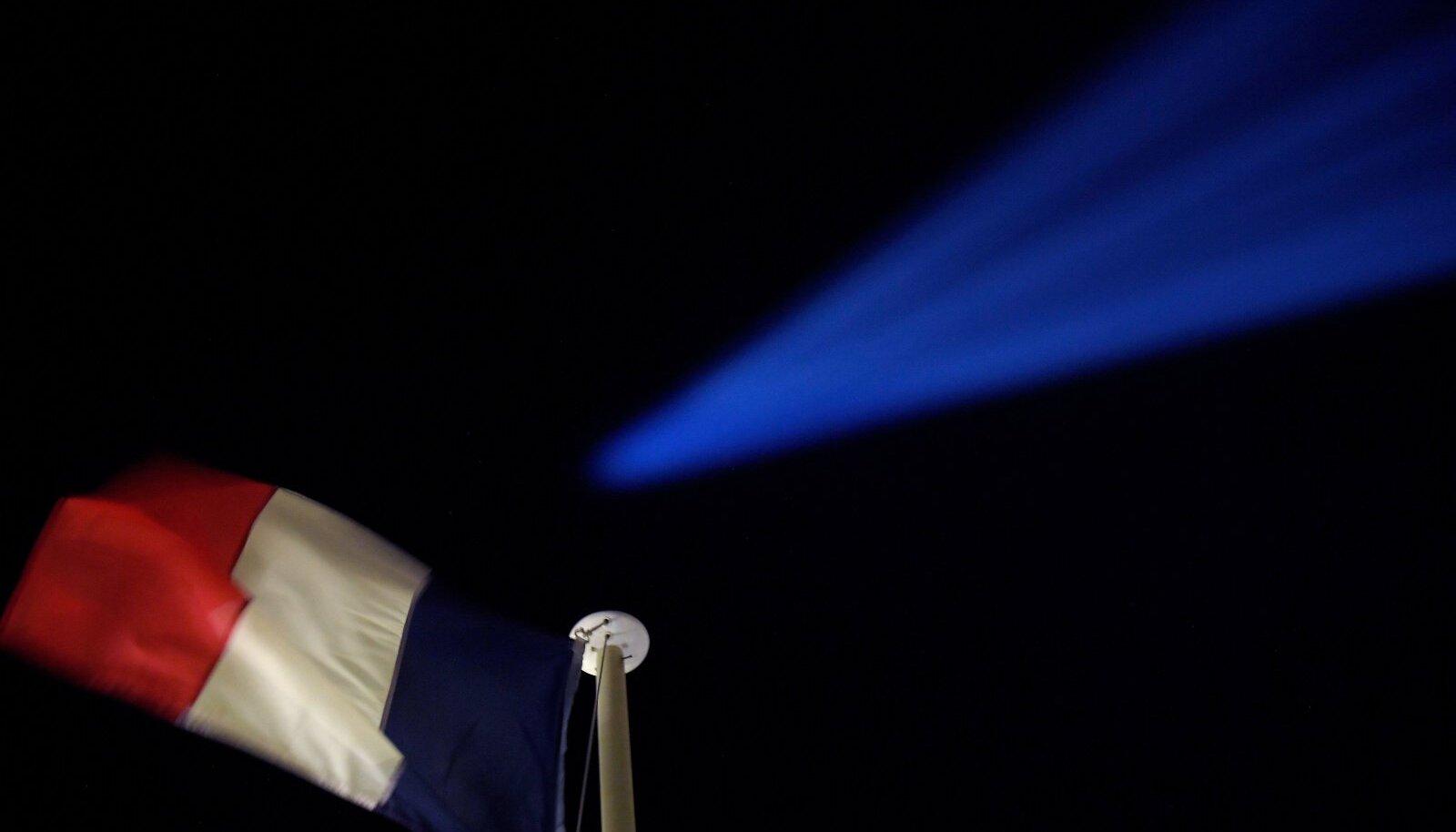 Nice´i terrorirünnaku ohvrite mälestamine