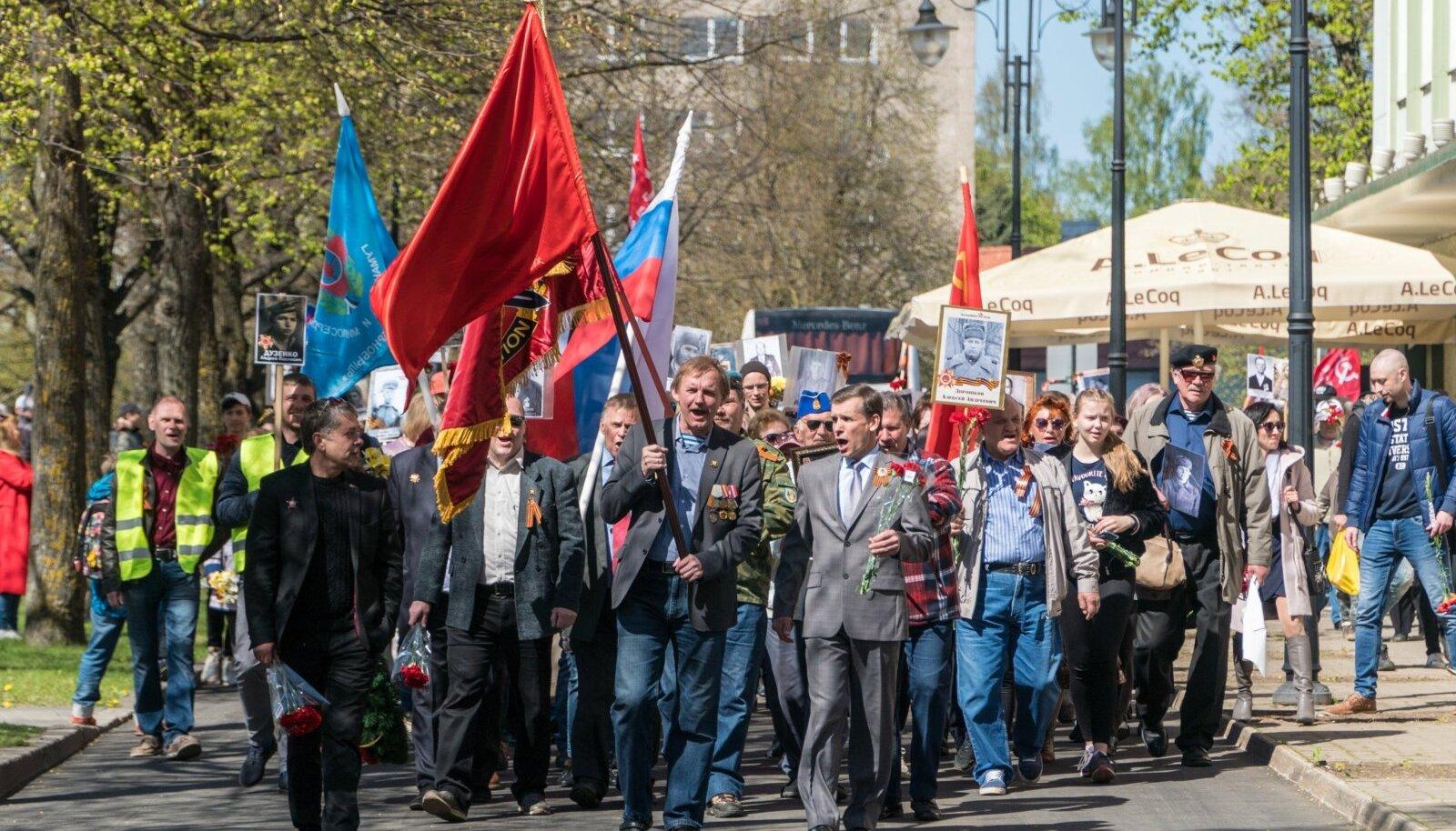 Narva 9. mai 2019