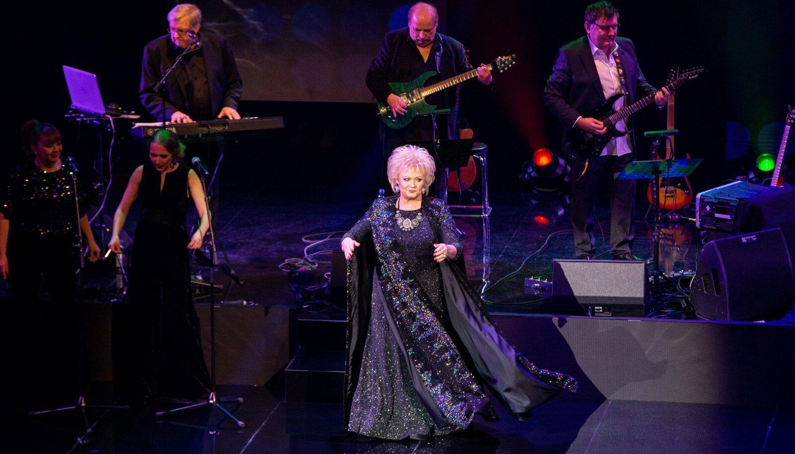 Anne Veski sünnipäevakontsert