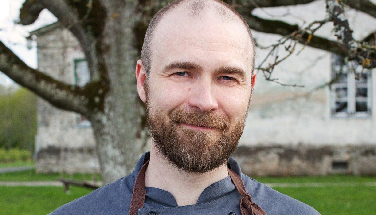 Märt Metsallik on Põhjaka restorani rajaja ja kaasomanik.