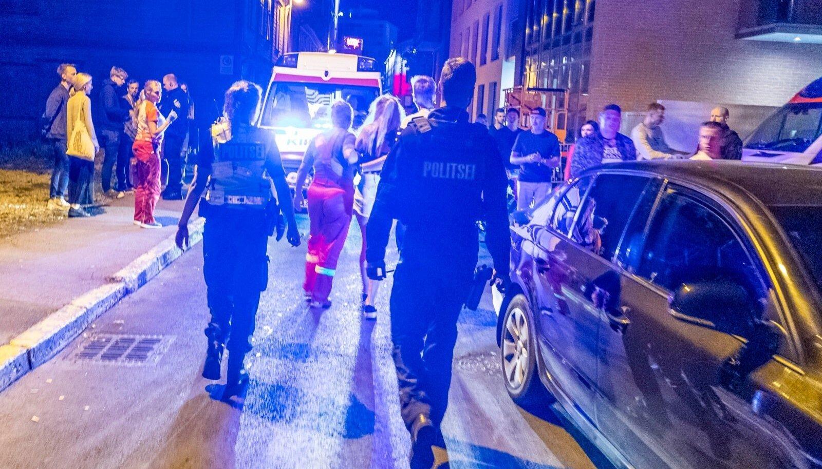 Weekendi ajal oli politseil palju tööd nii festivali alal kui kogu Pärnu linnas.