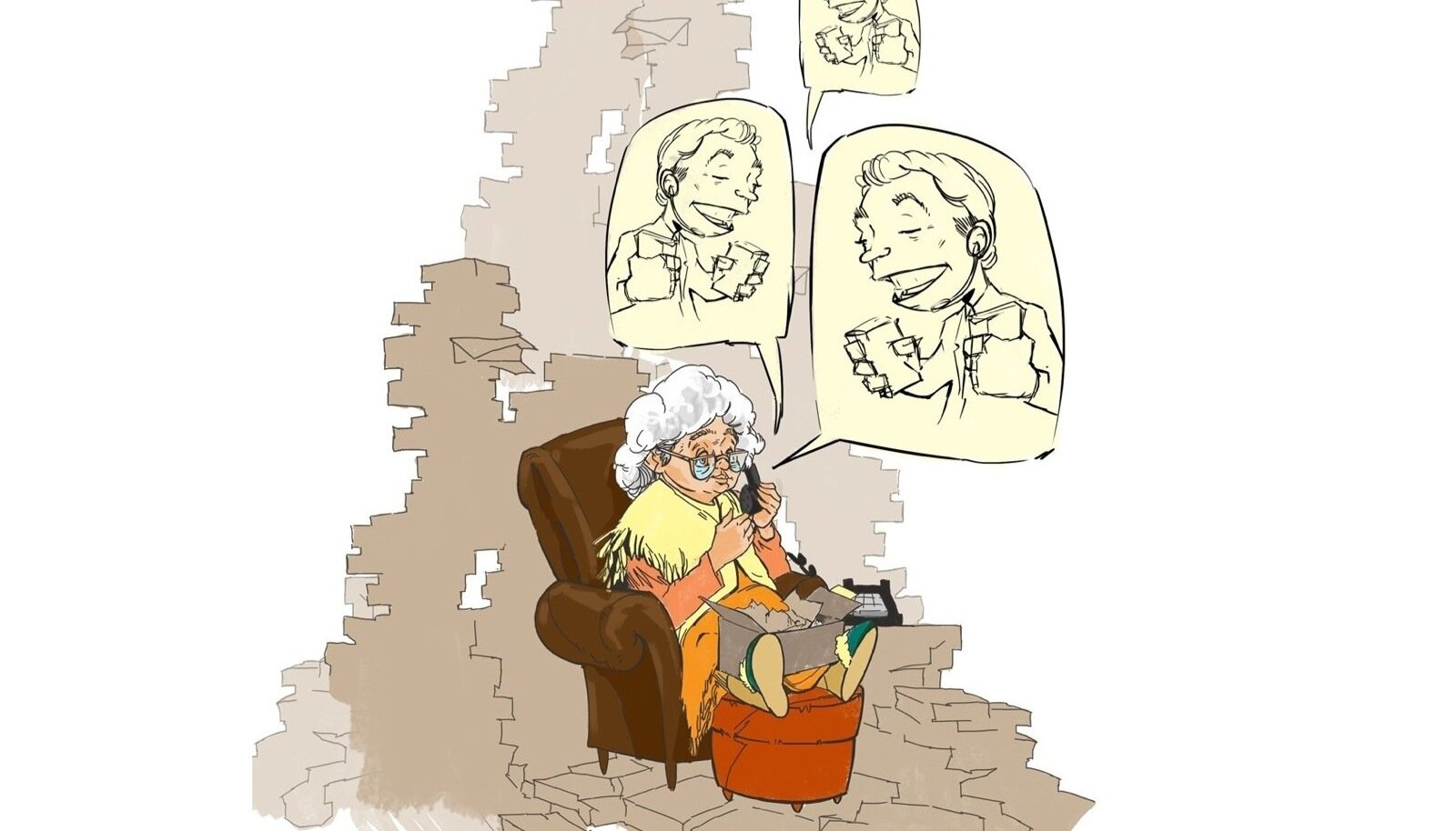 87afb0dc296 Edukas telefonimüük Alzheimeri-haigele: