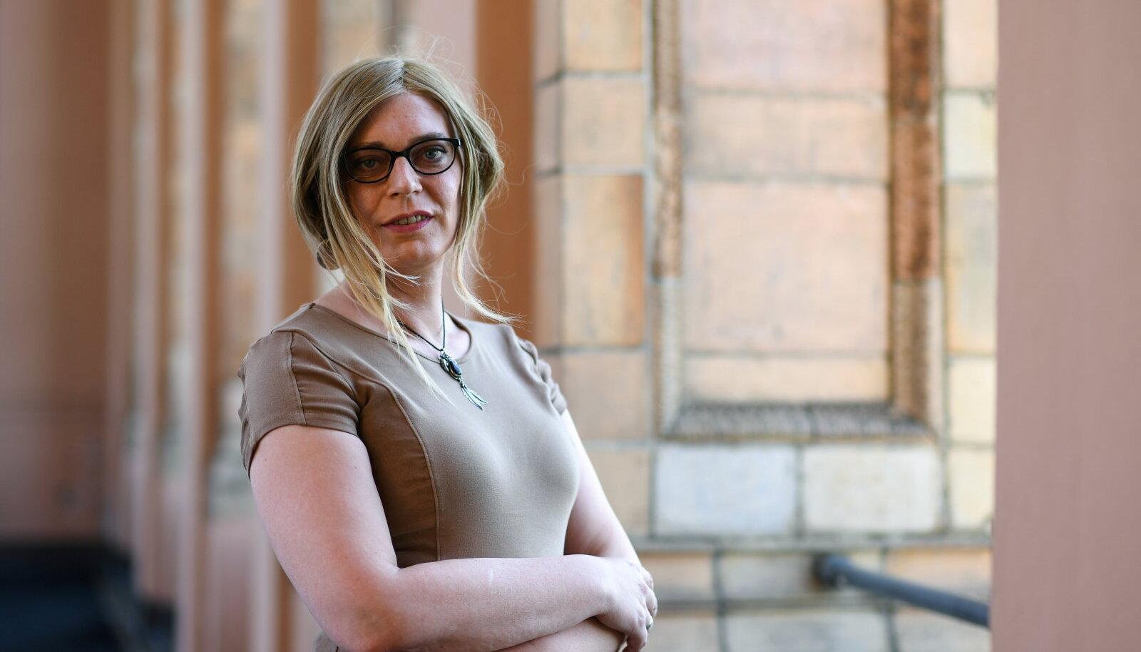 Тесса (Маркус) Ганзерер — депутат баварского ландтага с 2013 года, в ноябре 2018 года она публично объявила, что является транссексуалкой