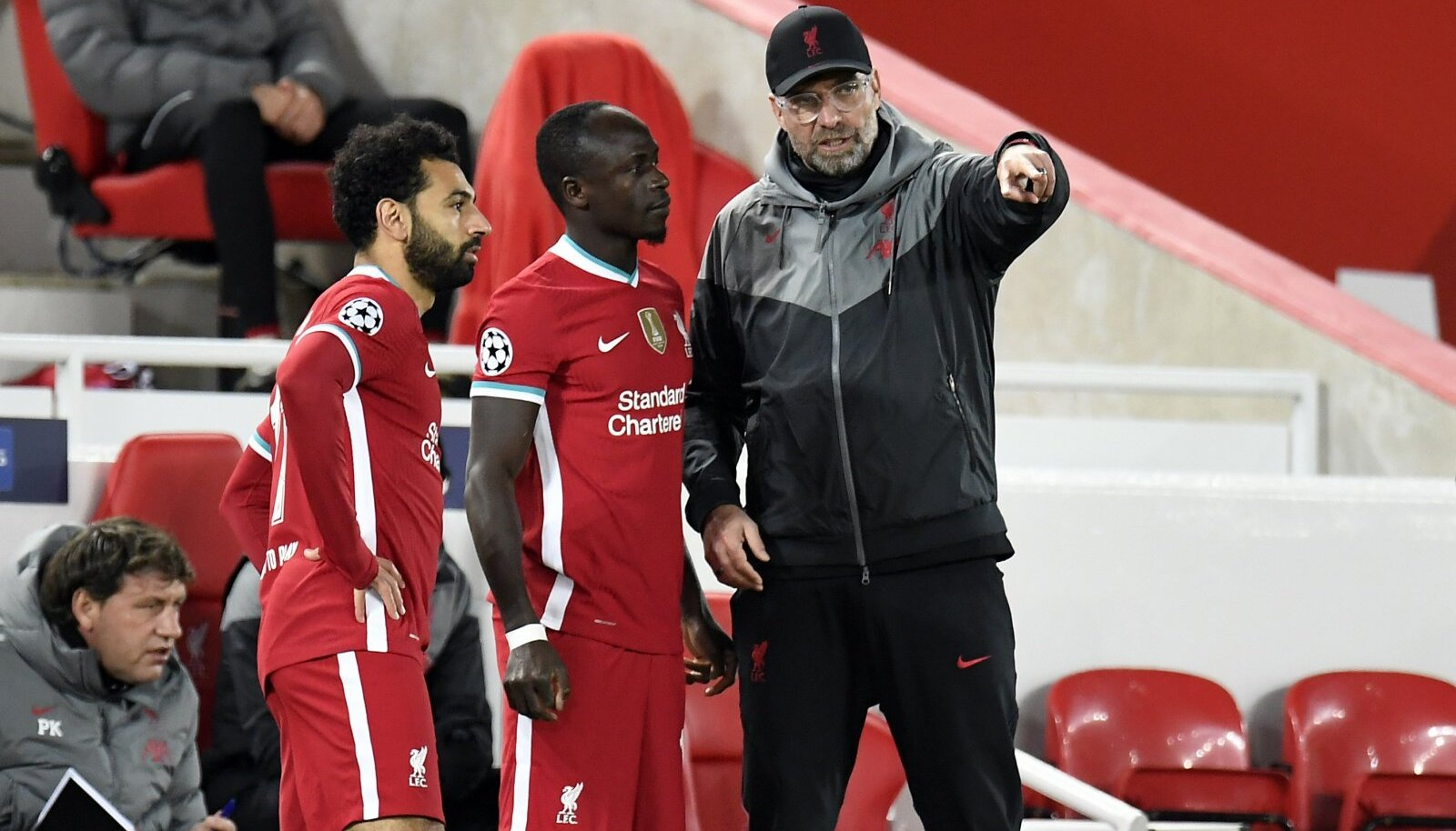 Liverpool v Midtjylland - UEFA Champions League - Group D - Anfield