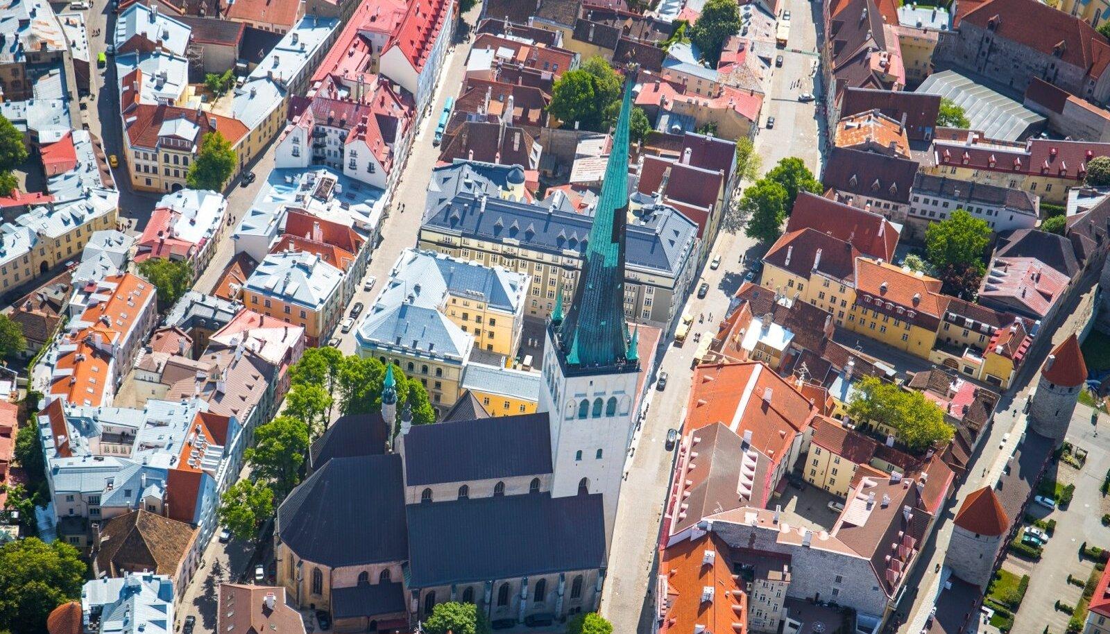 Oleviste kirik Vanalinnas