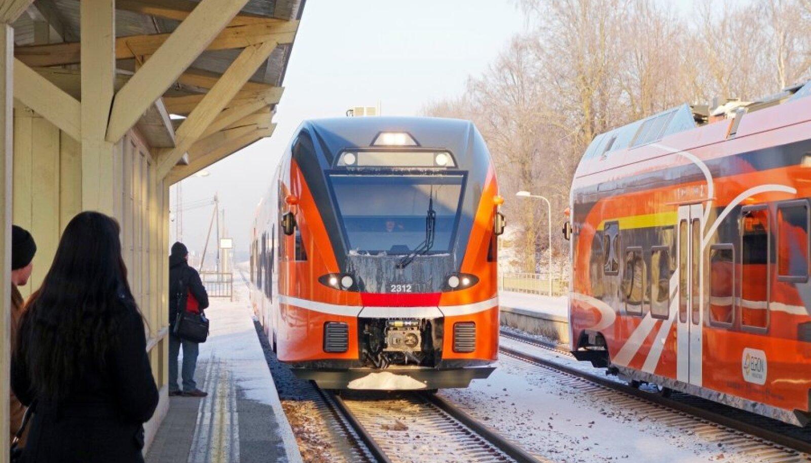 Valga rong