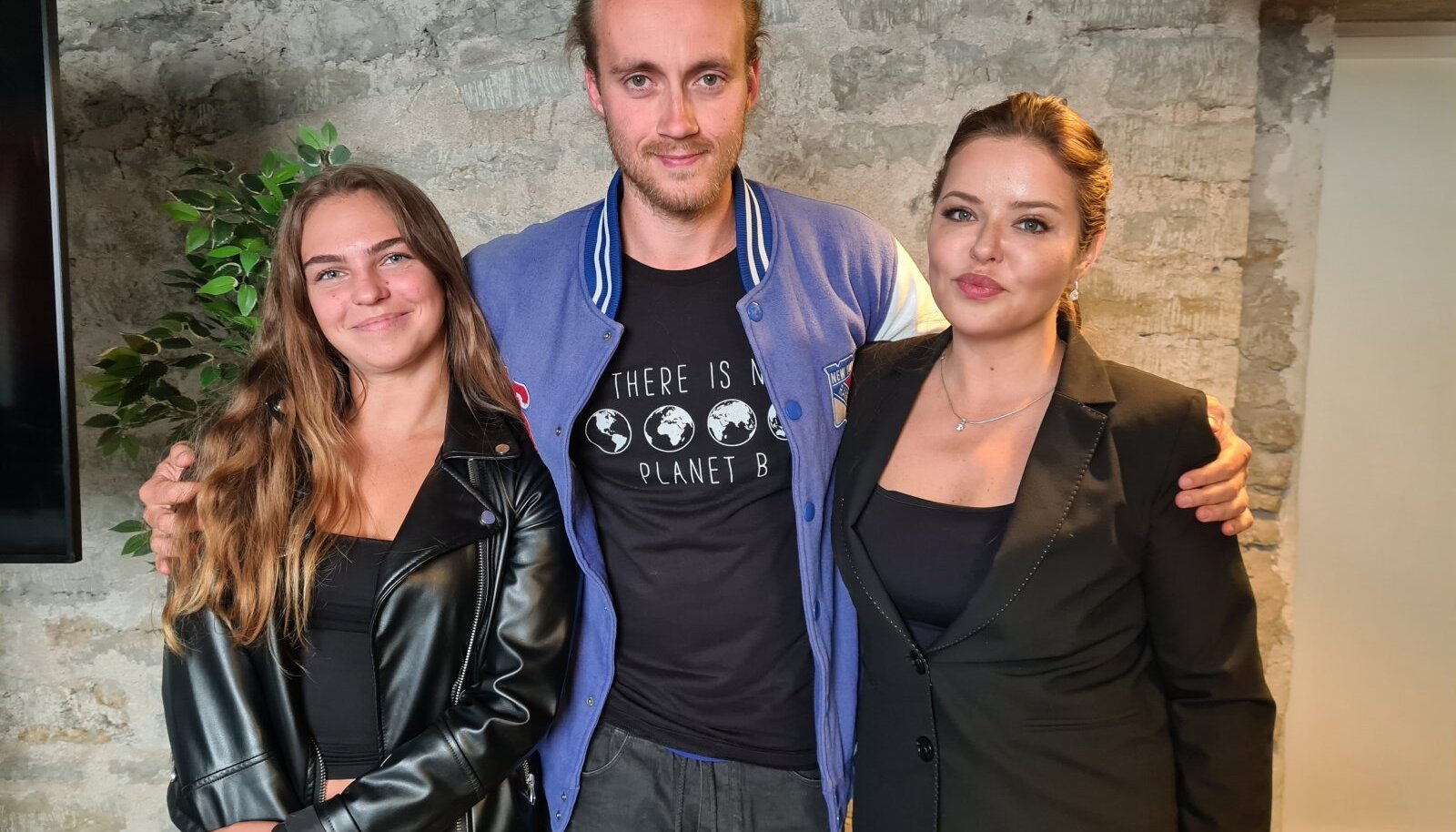 Elise Lomp, Chris Kala, Marju Karin