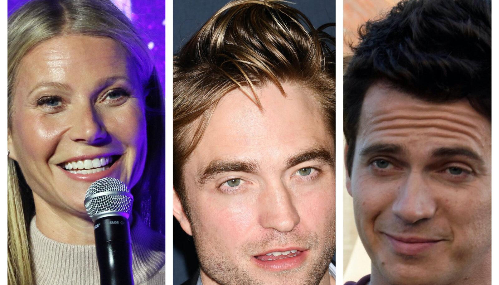 Gwyneth Paltrow/Robert Pattinson/Hayden Christensen