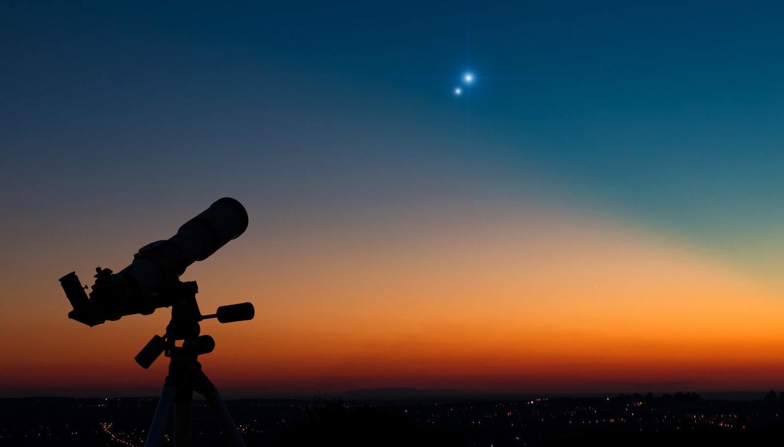 Jupiter ja Saturn ehk nn Petlemma täht