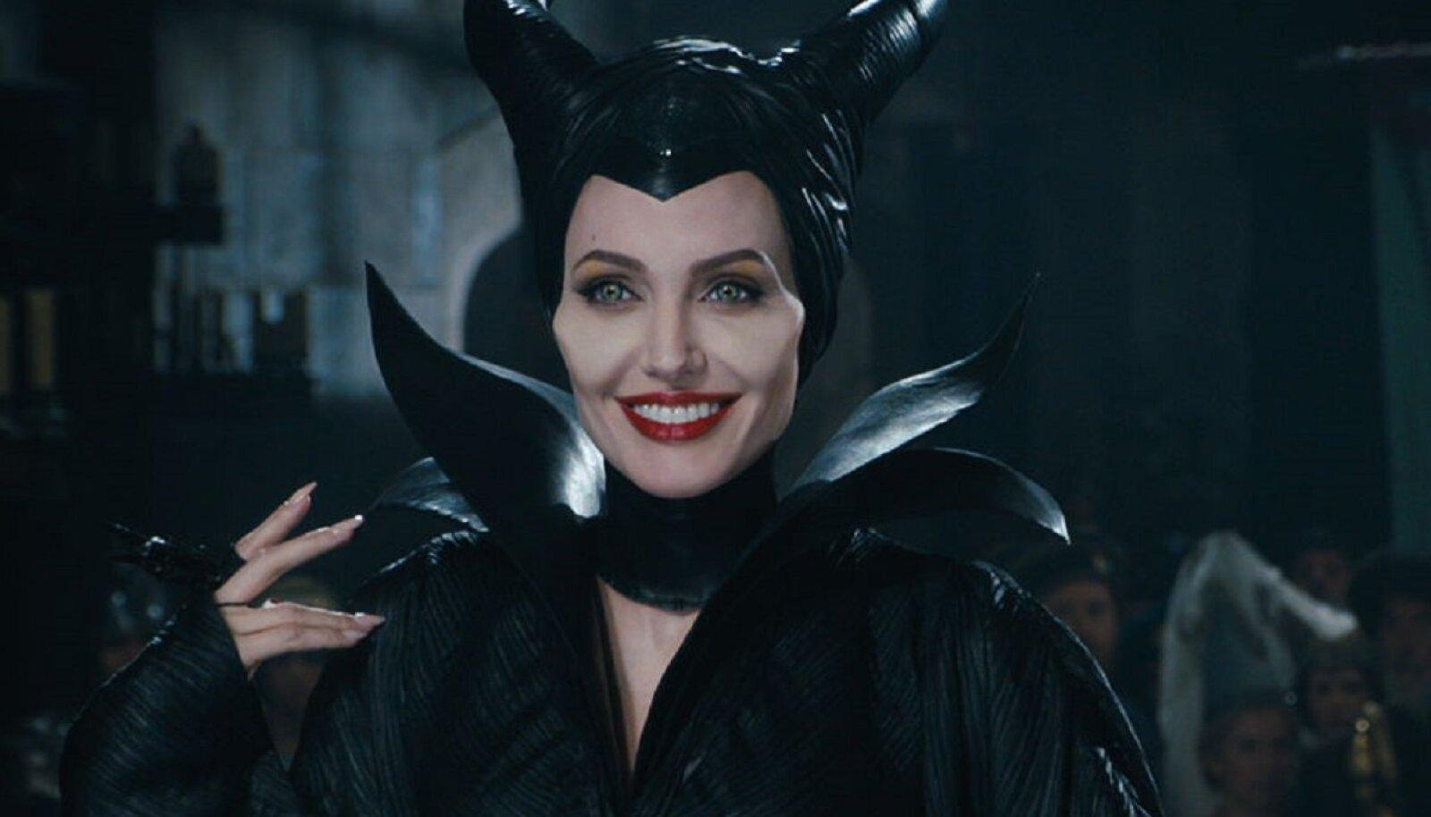 "Angelina Jolie filmis ""Pahatar"" (""Maleficent"")"