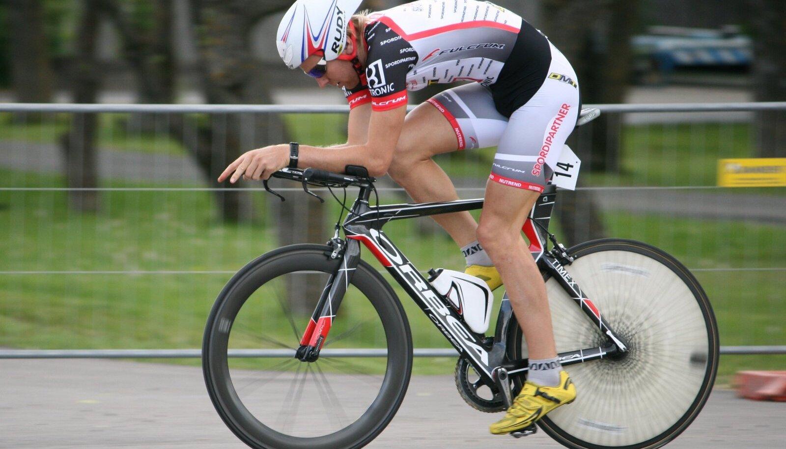 Kirill Kotšegarov, triatlon