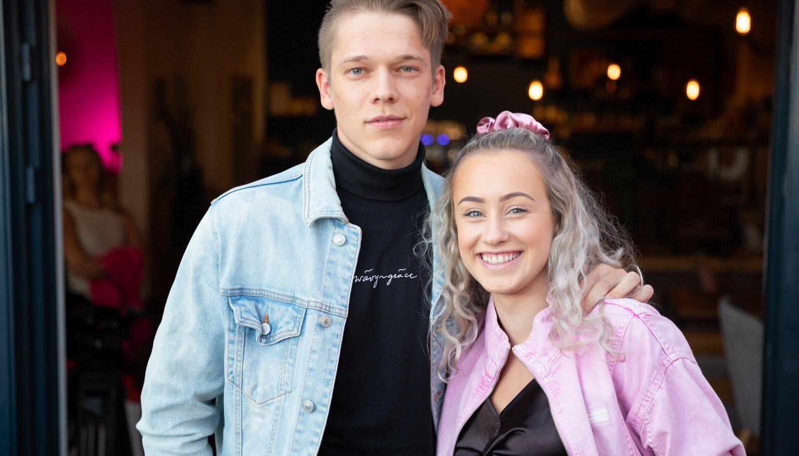 Andrei ja Merilin parematel aegadel