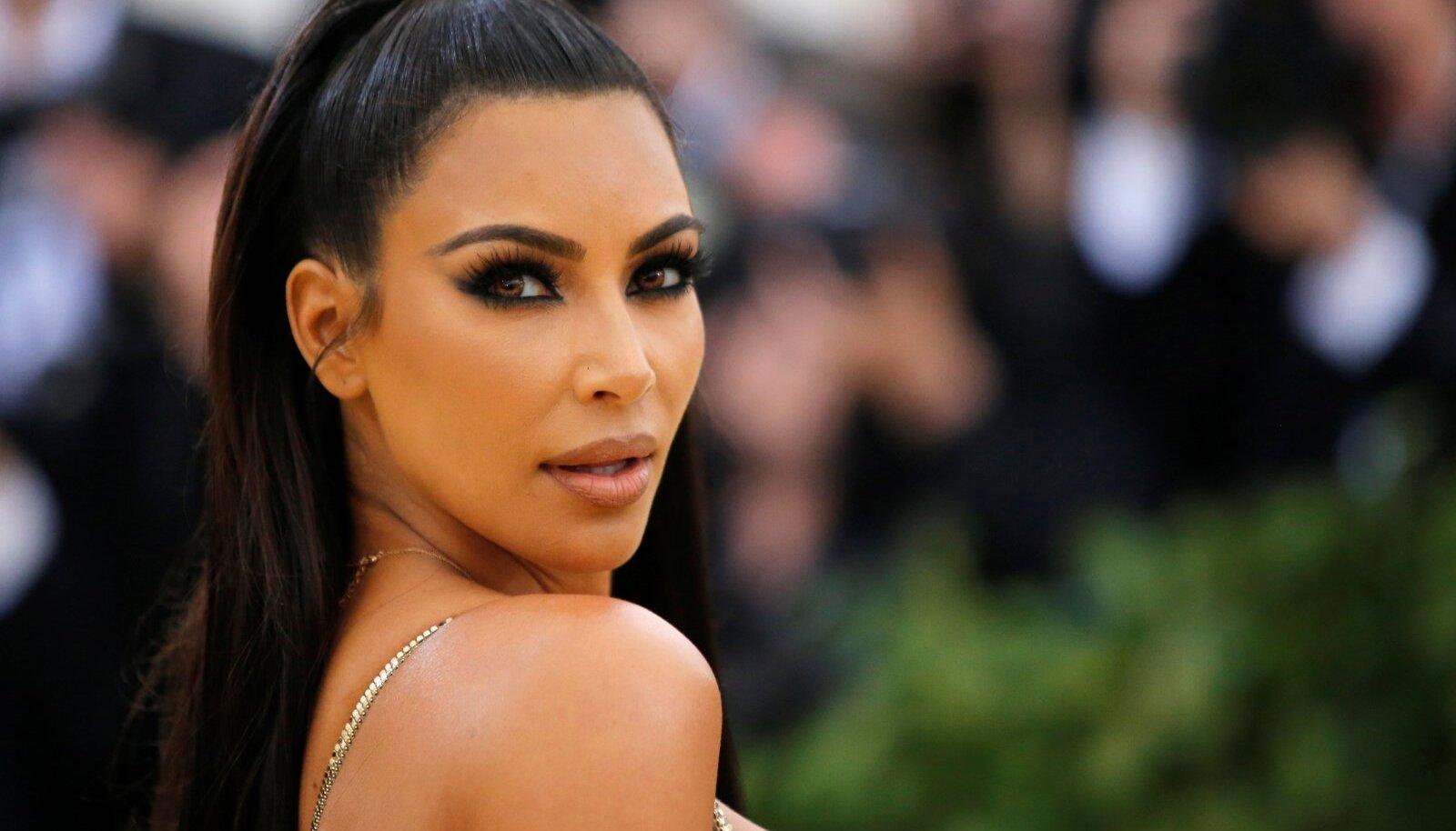 Seltskonnatäht Kim Kardashian on seekord sattunud kummalisse skandaali.
