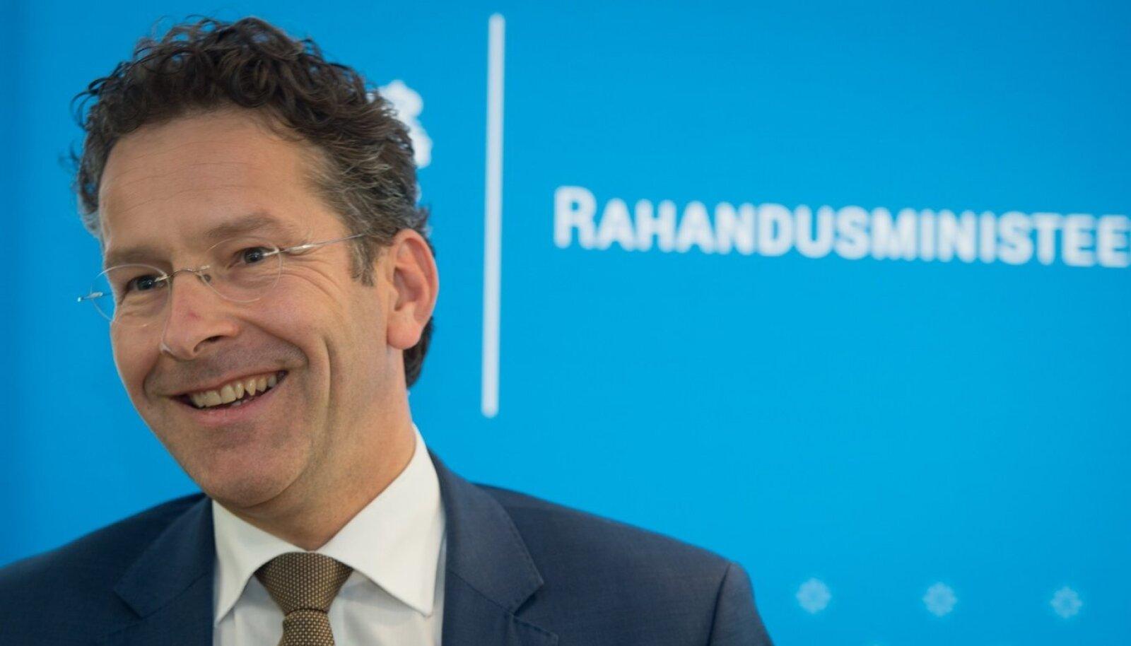 Hollandi rahandusminister Jeroen Dijsselbloem