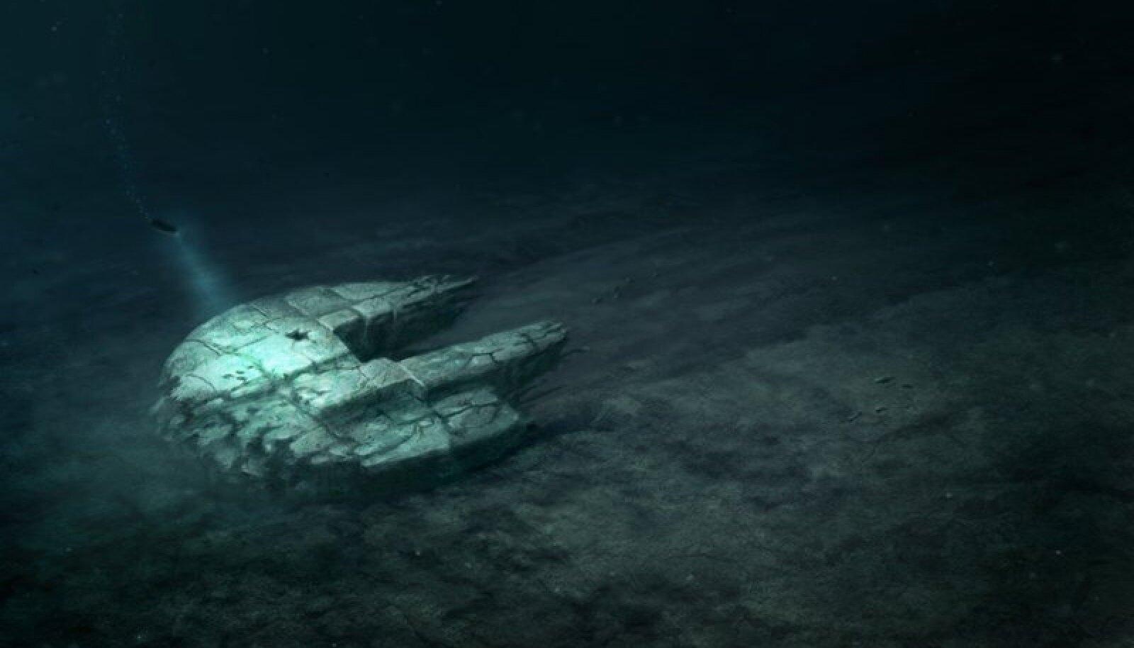 Läänemerest avastatud UFO