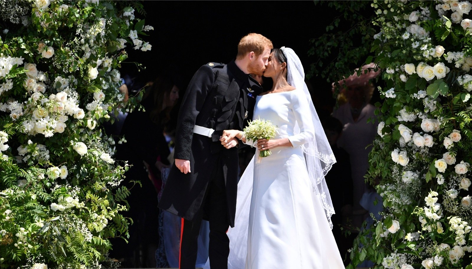 Paarile anti pulmakingiks Sussexi hertsogitiitel. Eelmine Sussexi hertsog võitles 19. sajandil orjuse kaotamise eest.