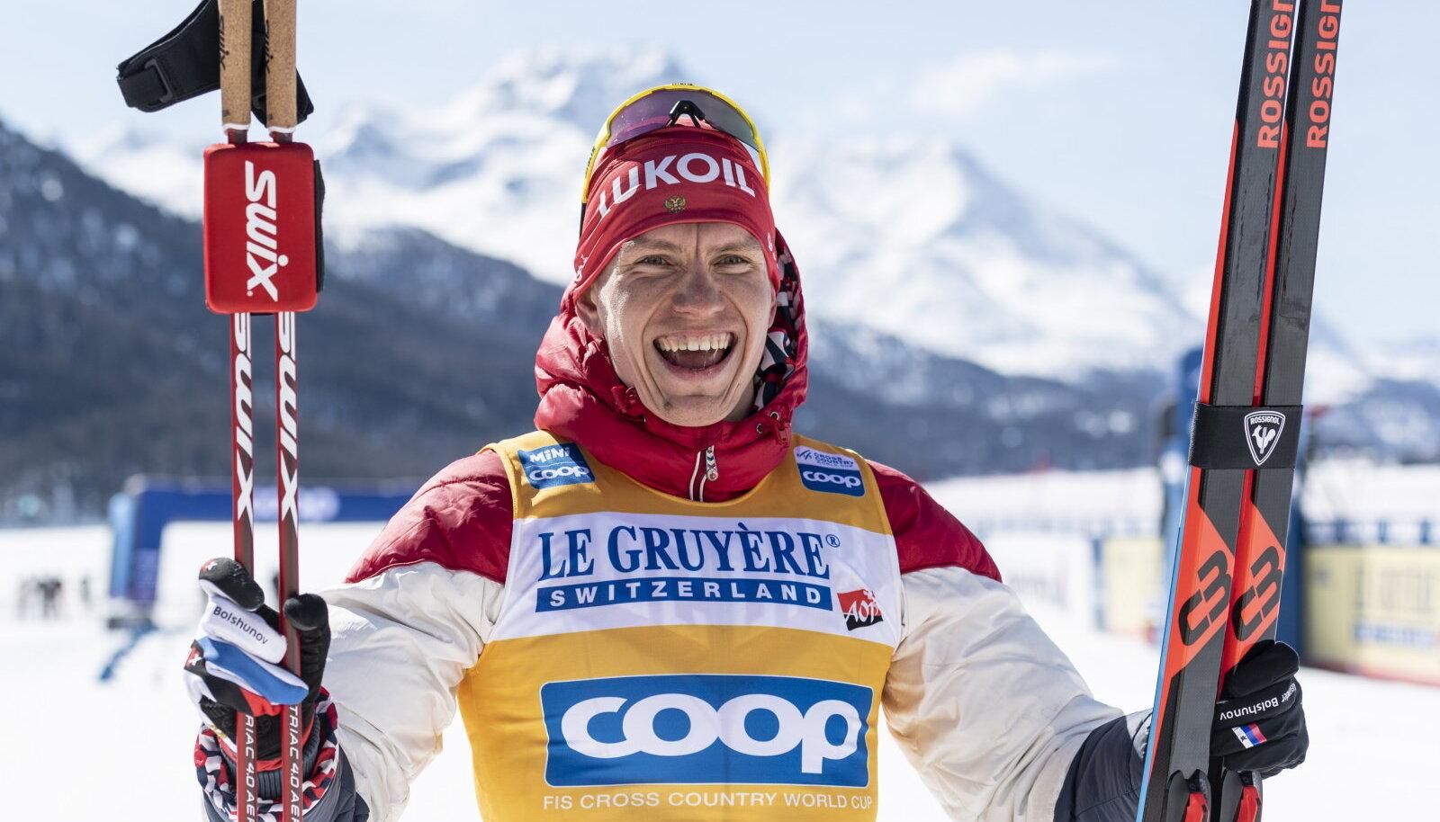 Aleksander Bolšunov