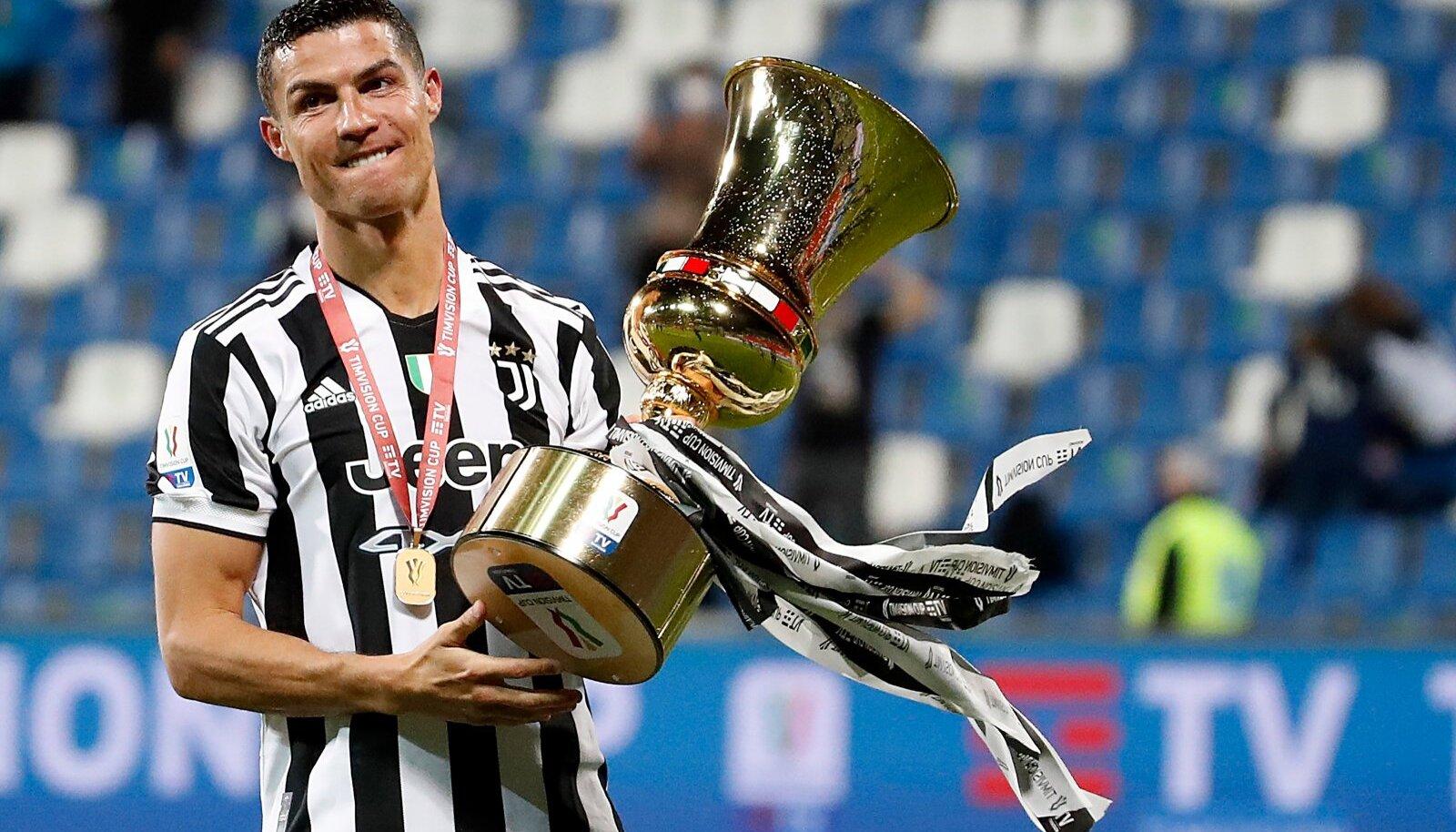 Cristiano Ronaldo võib Torino Juventusest lahkuda.
