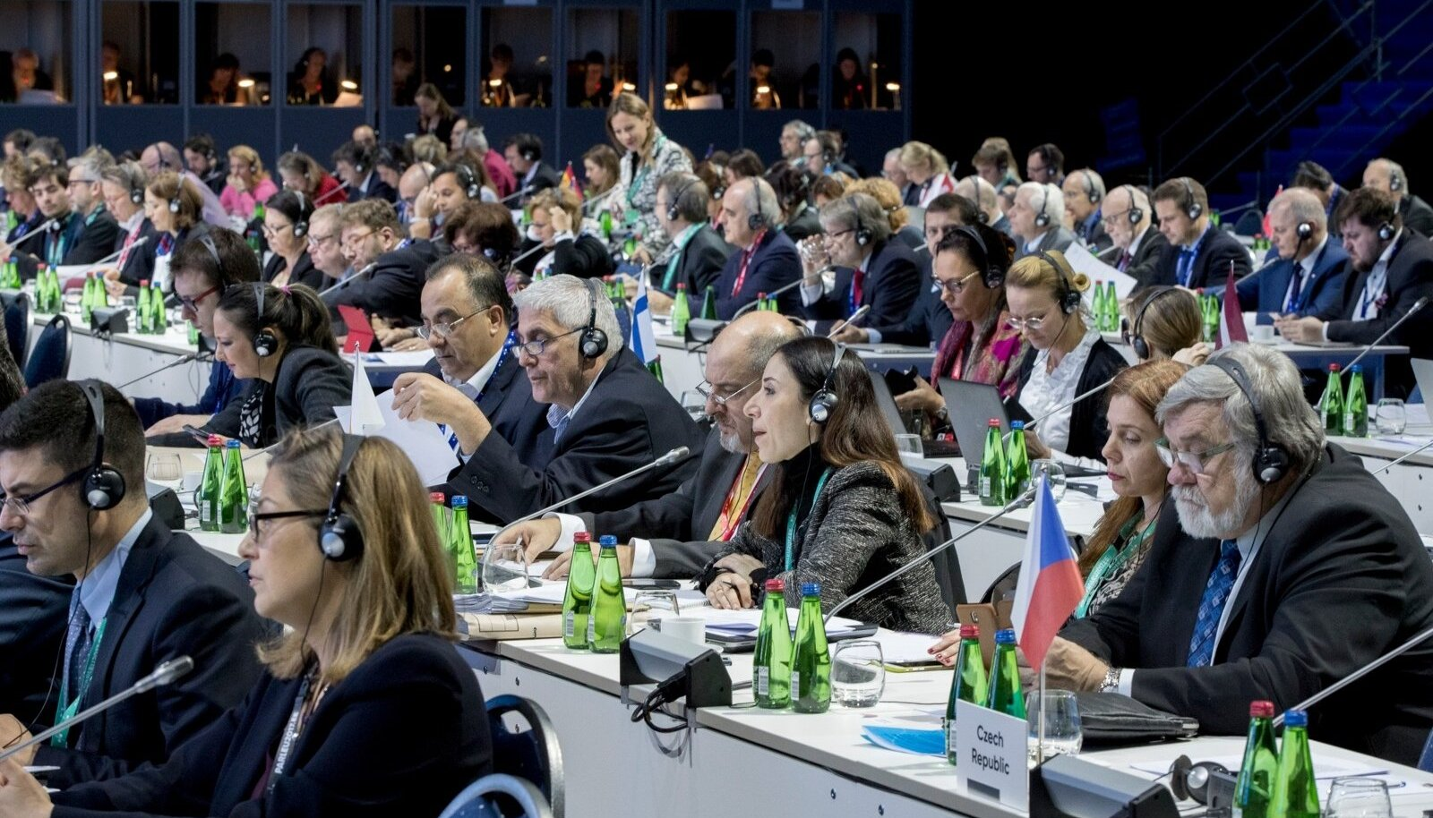 Euroopa Parlamendi ja EL liikmesriikide parlamentide kohtumine Saku Suurhallis