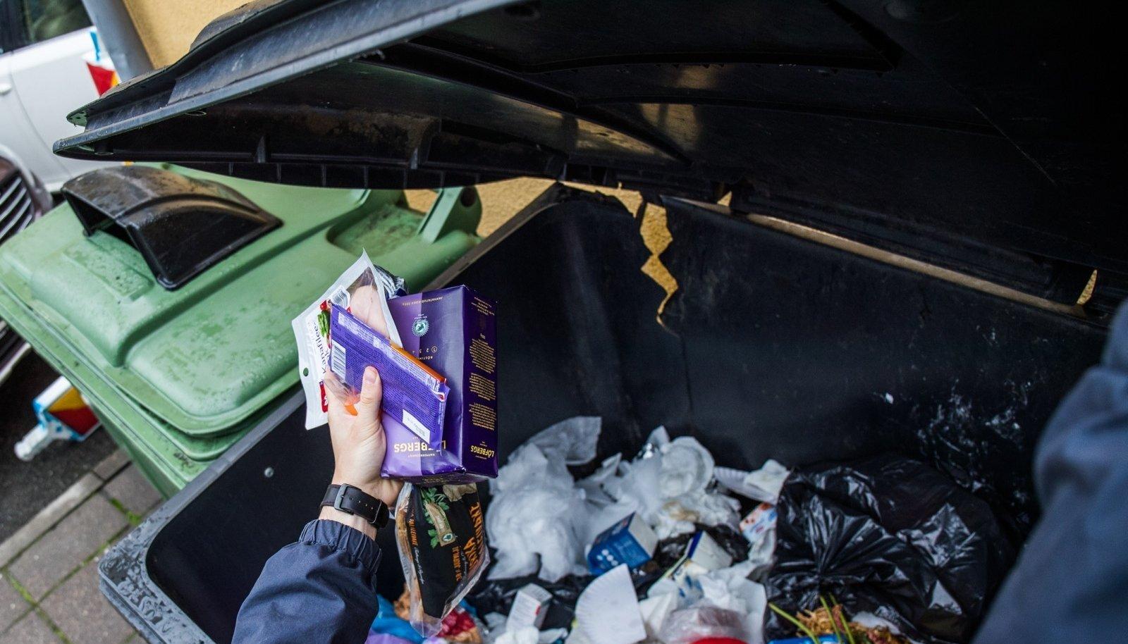 Söögikõlblik toit maandub tihti prügikasti, sest seadused ja eeskirjad ei luba kõiki tooteid annetada.