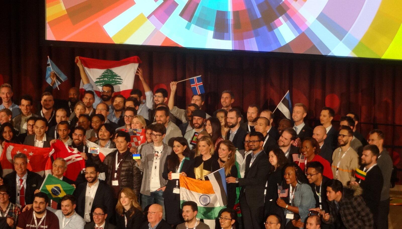 Creative Business Cupil osalemine võimaldab avada tee tõeliselt rahvusvahelistele turgudele