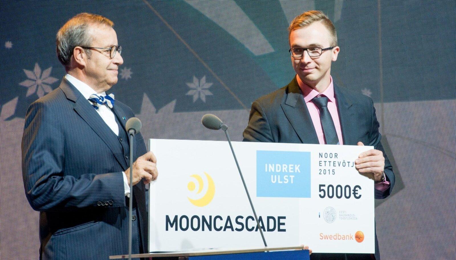 Aasta Ettevõtja gala 2015