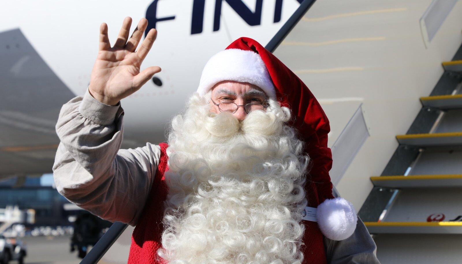 Jõuluvana tuleb ka sellel aastal!