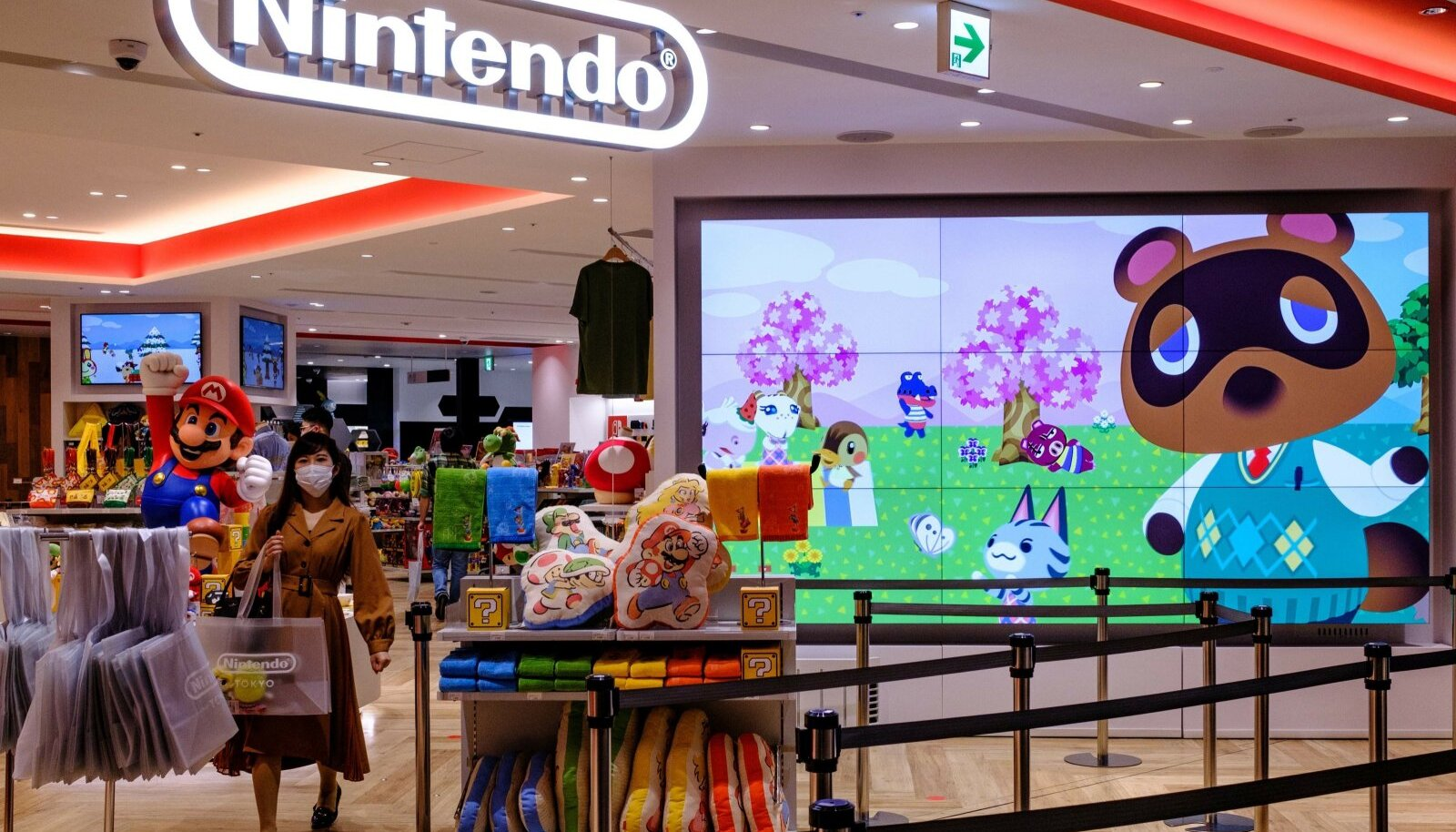 Nintendo Animal Crossing.
