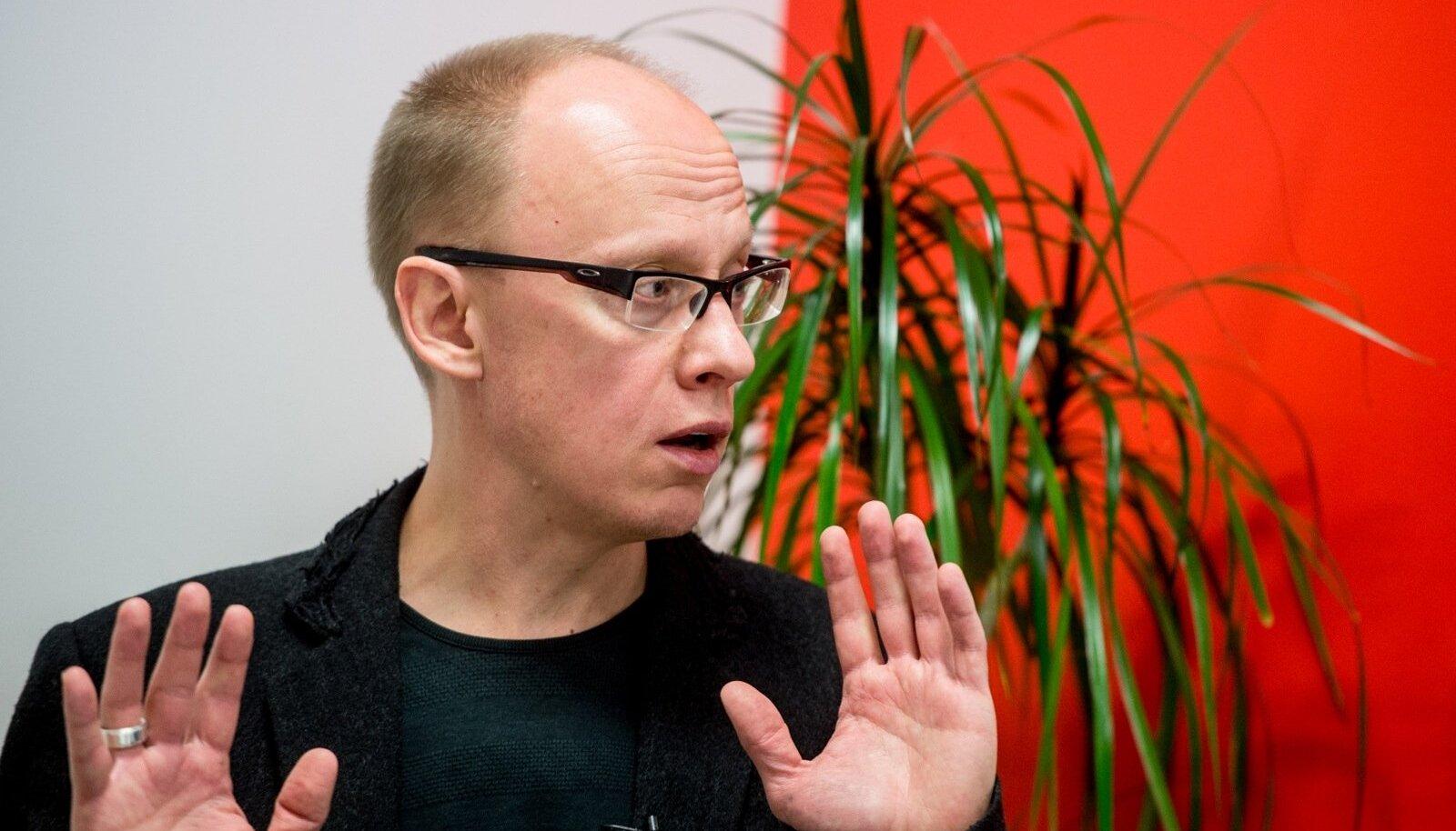 Ahto Lobjakas ja Andres Kasekamp