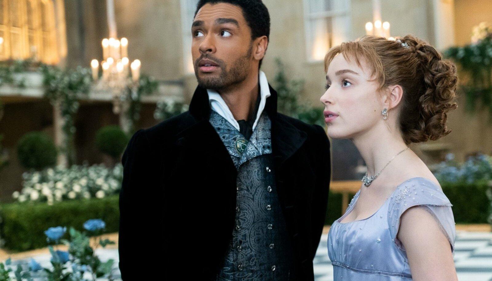 Sarja esimene hooaeg keskendub Simoni ja Daphne suhetele, kuid seriaali aluseks olnud Julia Quinni romaanisarjas on igaühele Bridgertonide kaheksast järeltulijast pühendatud üks teos.