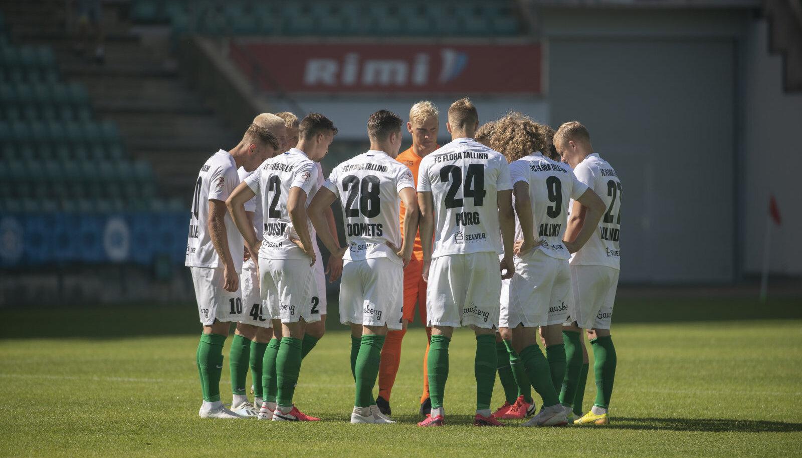 FC Flora esindusmeeskond
