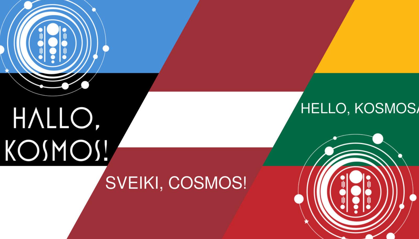 """Maikuust kuulevad saadet """"Hallo, Kosmos!"""" uudishimulikud üle kogu Baltikumi"""