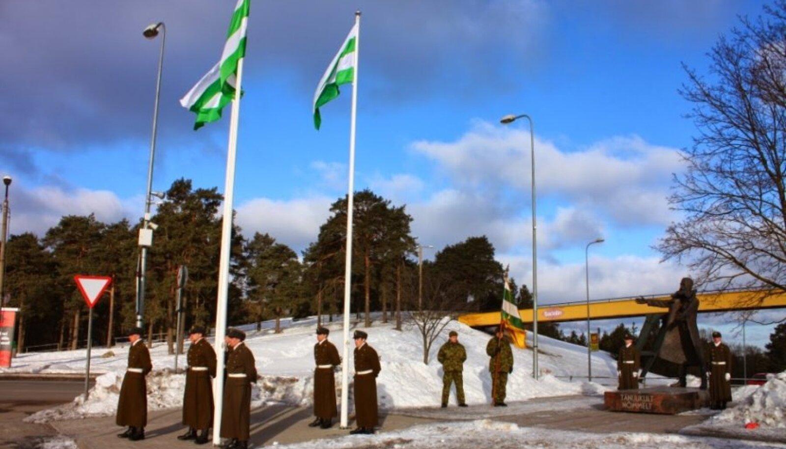 Nõmme vapi ja lipu päeva tähistamine 2013. aastal