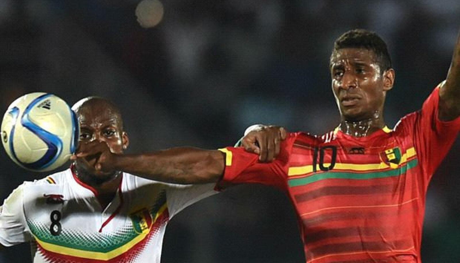 Guinea - Mali