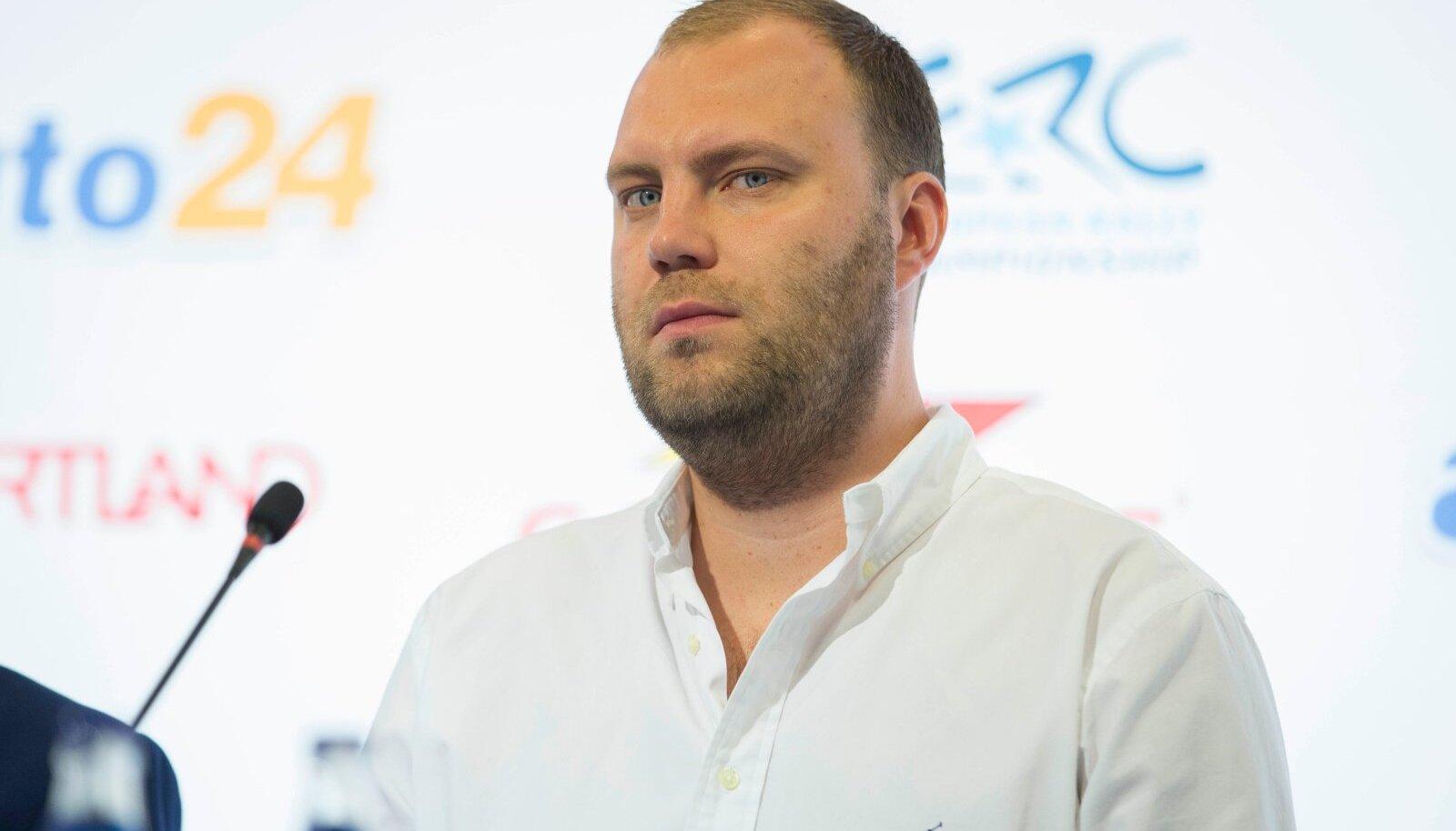 Rally Estonia 2016 pressikonverents