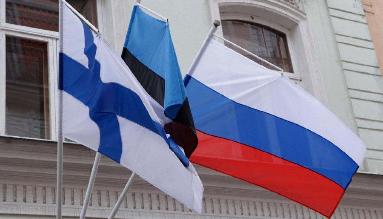 Soomes elab välismaalastest enim Eesti ja Vene kodanikke
