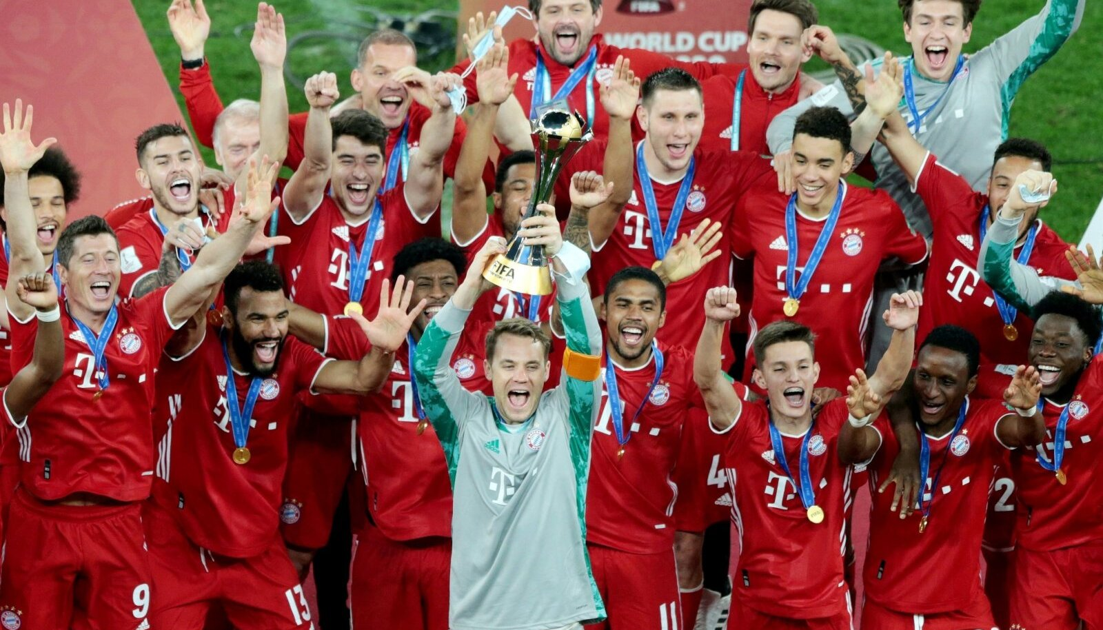 Müncheni Bayern krooniti viimati ka klubide MM-i võitjaks. Meistrite liigas on nad tiitlikaitsjana suurimaks soosikuks.