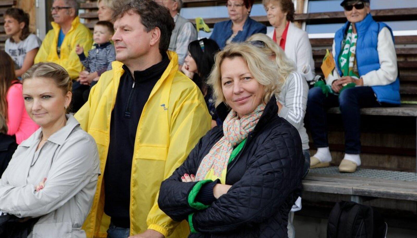 Hiiu staadioni pidulik taasavamine ja Sportlik perepäev Nõmmel